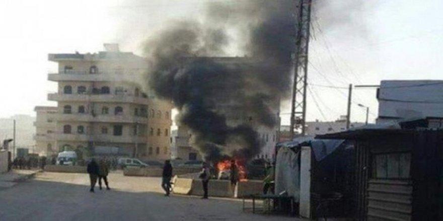 Efrin'de patlama: 8 ölü 35 yaralı