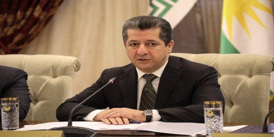 Mesrur Barzani, kabineden mal beyanında bulunulmasını istedi