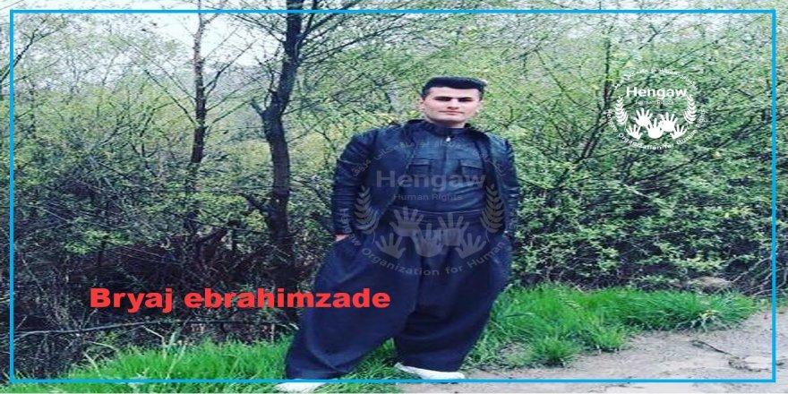 İran, bir Kürt 'kolber'i öldürdü
