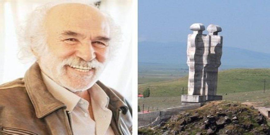 Erdoğan'ın Ucube diye nitelendirdiği 'İnsanlık Anıtı' yeniden yapılacak
