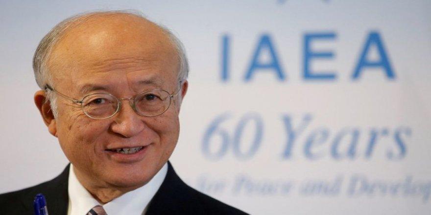 Uluslararasi Atom Enerjsi Ajansı Başkanı öldü!