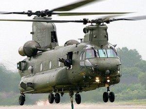İtalya'dan peşmergeye helikopter
