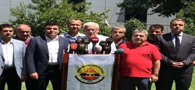 Diyarbakır'da 13 STK: 'Bombalı saldırıları kınıyoruz'