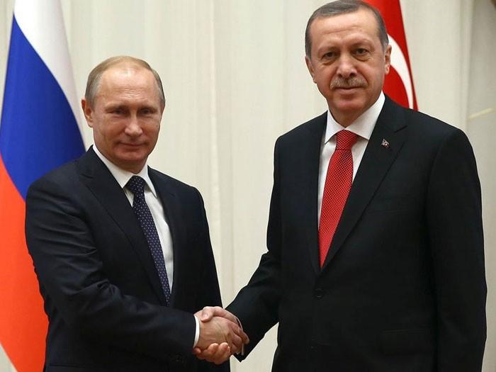 Erdoğan: Putin, PYD Konusunu Yakından Takip Edecek