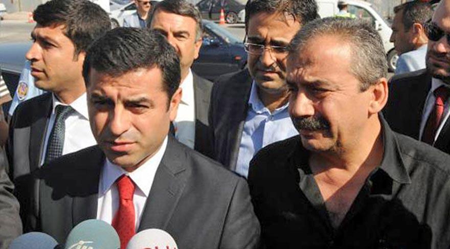 Demirtaş ve Önder'a Hapis İstemi