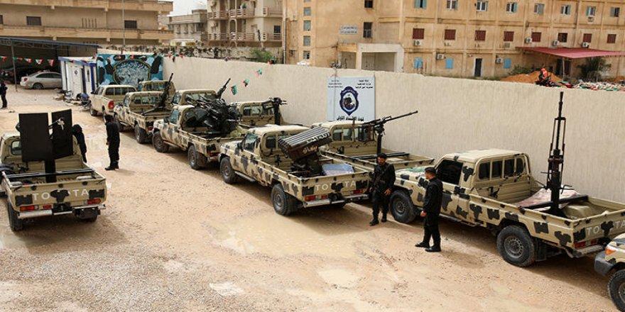 Libya'da saldırı!