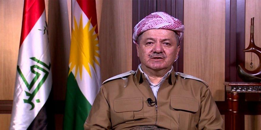 Başkan Mesud Barzani'den bayram mesajı
