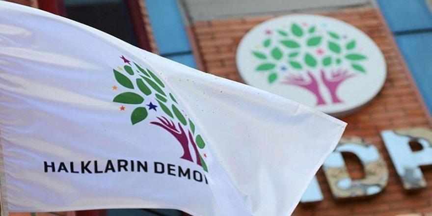 HDP: Hesap vermesi gerekenler belediyelerimizi işlevsiz kılmayı amaçlıyor