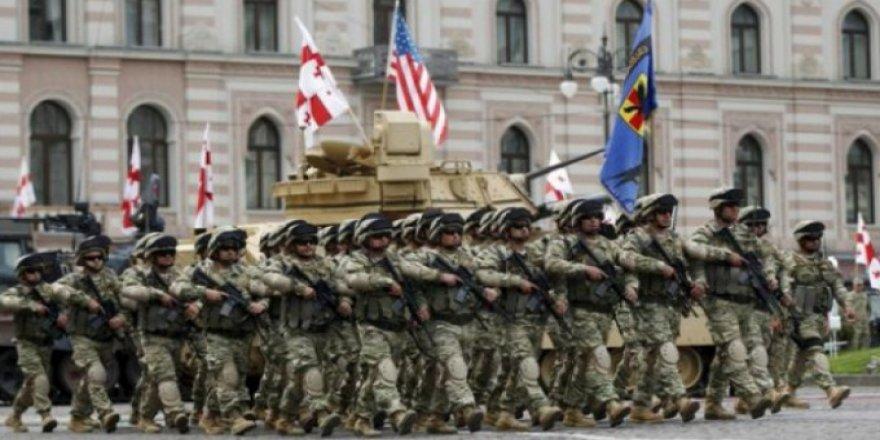 ABD ordusu yeni bir savaşa mı hazırlanıyor?