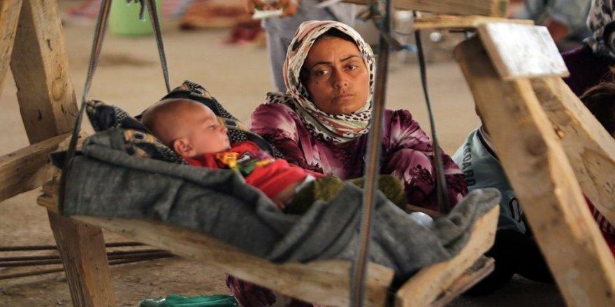 Ezidi kadınların çocukları için yetimhane