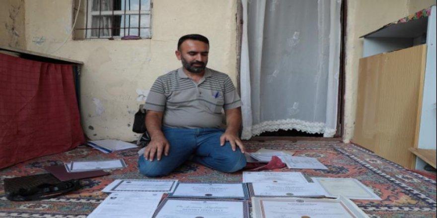 Diyarbakır'da yedi diplomalı işsiz!