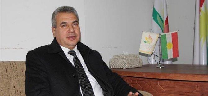 ENKS Başkanı İbrahim Bıro PYD asayişi tarafından gözaltına alındı