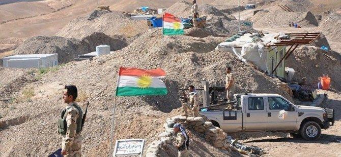 Peşmergeler 9 köyü  IŞID'den kurtardı