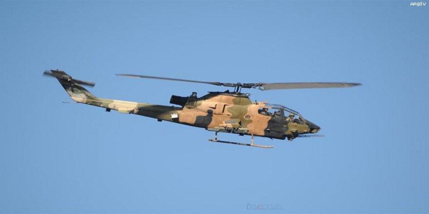 Kars'ta PKK'ye yönelik hava destekli operasyon