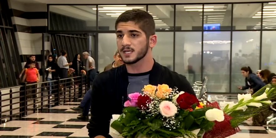 Kürt öğrenciye İsveç'te kraliyet özel ödülü