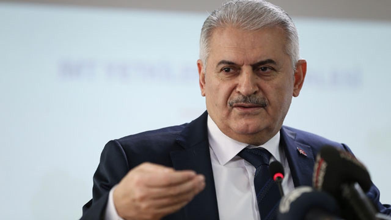 Yıldırım'a göre Suriye'nin geleceğinde Esad da yok PYD de