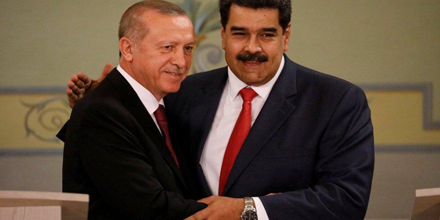 Yaptırımlar ağır basınca, Venezuela'nın hesaplarını kapattı