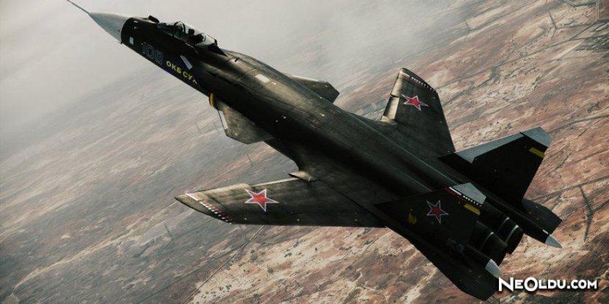 Rus savaş uçakları İdlib'e saldırdı