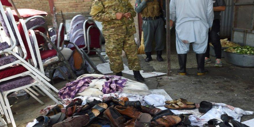 Afganistan'da patlama