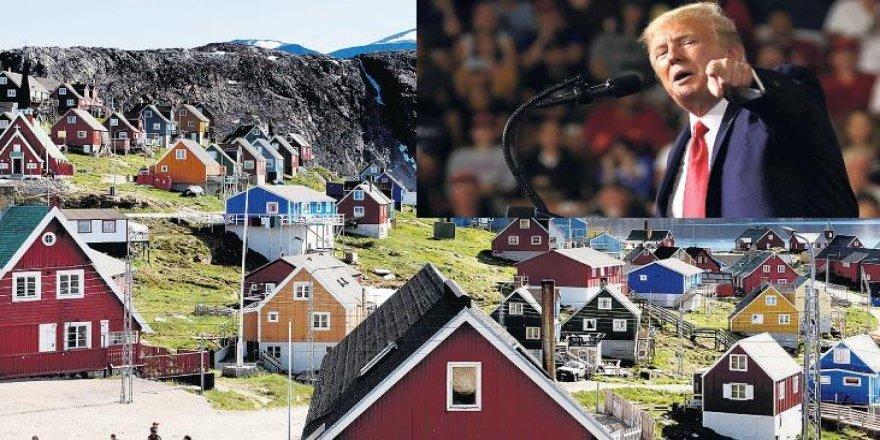 Trump Grönland'ı satın almak istediğini doğruladı