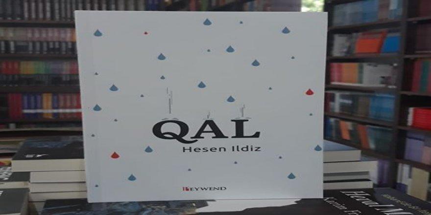 Hesen Ildiz'in 'Qal' romanı çıktı
