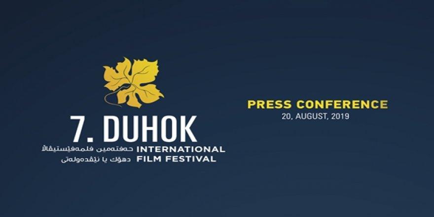 Duhok 7. Film Festivali'nde ödüllü filmler tanıtıma girecek