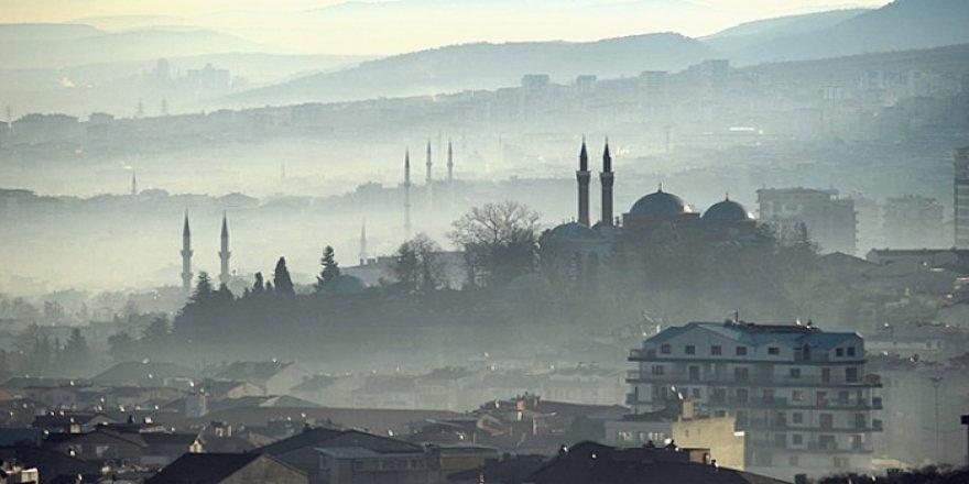 Türkiye'de hava kirliliği trafik kazalarının 7 katı can alıyor