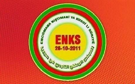 ENKS: ABD, PYD'nin partimize yönelik baskılarını kınıyor