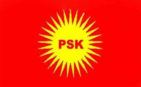 """PSK """"Türkiye Son Hızla Karanlık Bir Döneme Giriyor"""""""
