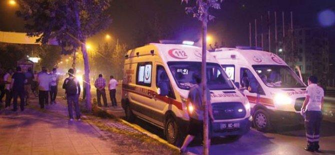 Van: Polis Merkezi'ne bomba yüklü araçla saldırı, 3 ölü 40 yaralı!