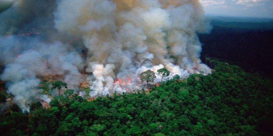 Bolsonaro: Yangınları çevreciler çıkarıyor olabilir