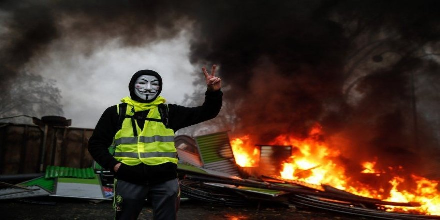 G7 protestolarına Sarı Yelekliler de katılacak