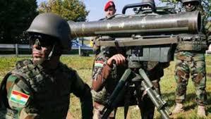 Almanta'dan Federal Kürdistan'a Milan Füzeleri