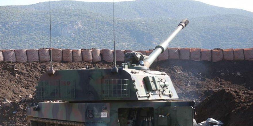 Suriye ordusu TSK gözlem noktasına ateş açtı