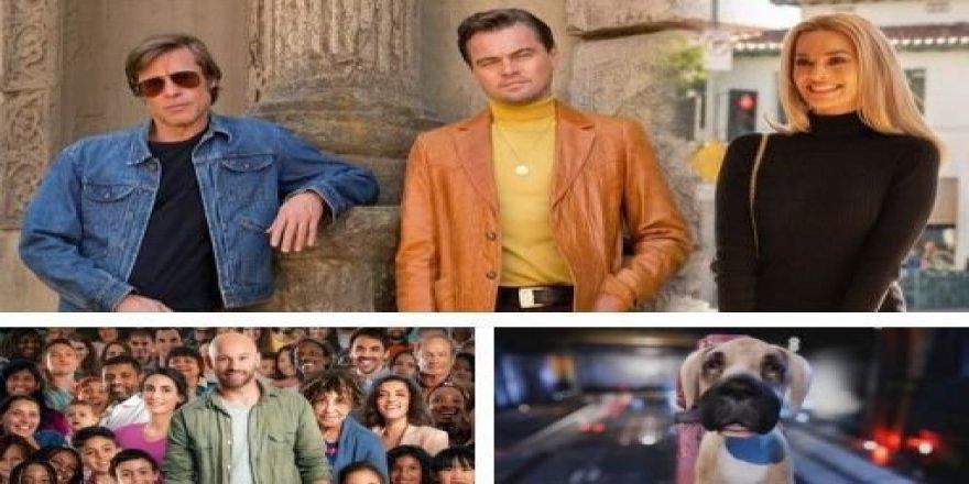 Tarantino'nun 'Bir Zamanlar Hollywood'da'sı İzleyiciyle Buluşuyor