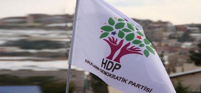 HDP'ten terör açıklaması: Van, Diyarbakır ve Elazığ'da yaşanan gelişmeler kaygı verici