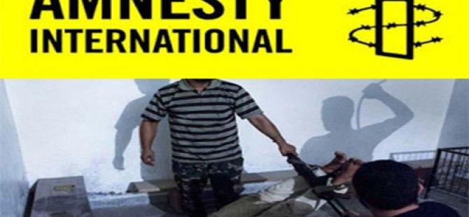 Uluslararası Af Örgütü: Suriye'de 17 bin 723 kişi gözetim altinda öldü