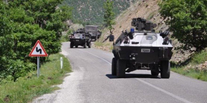 Şemdinli-Yüksekova yolunda patlama