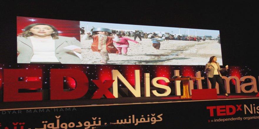Uluslararası TEDx Niştiman Konferansı başladı