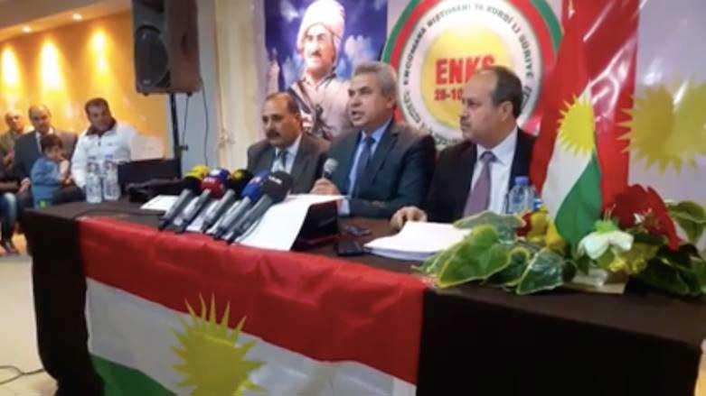 ENKS: Pêşmergeler Rojava'ya Geçmeli