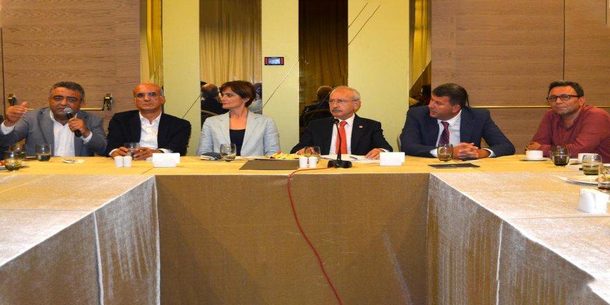 Kılıçdaroğlu: Kürtçenin önündeki engelleri kaldıracağız