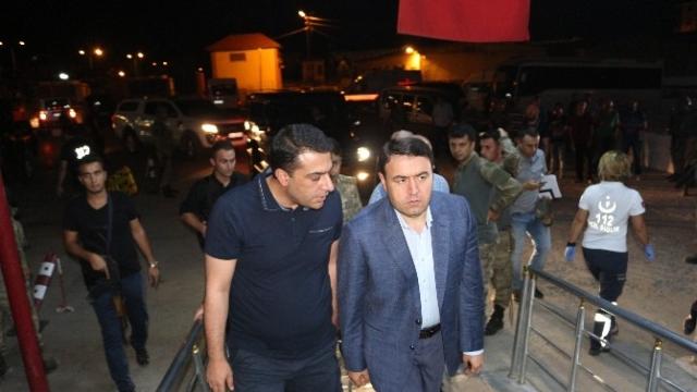 Ağrı'da Çatışma:^Asker Yaralandı