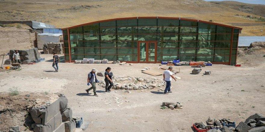 Kayyım arkeolojik kazıya desteği kesti