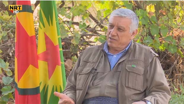 KCK: Mesud Barzani ile görüşmeye hazırız