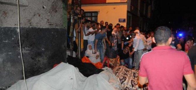 Gaziantep'te mahalle düğününde terör saldırısı; en az 22 ölü, 94 yaralı