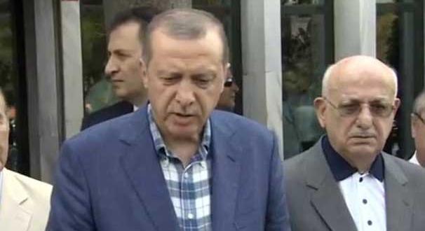 Erdoğan: İlk Kanaatler Daişi gösteriyor