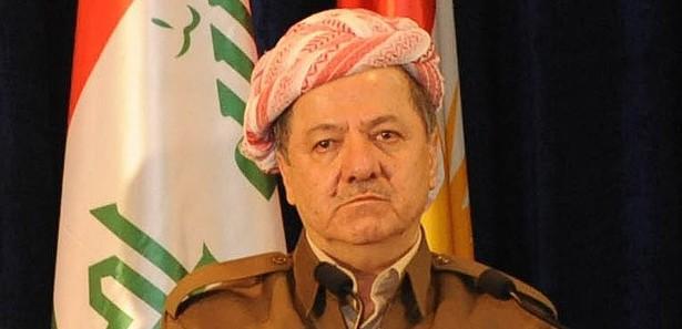 Barzani'den Antep Kınaması
