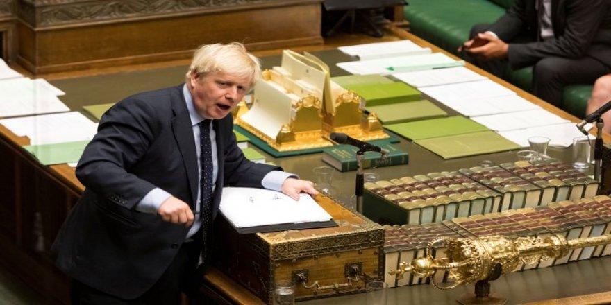 Johnson, Churchill'in Torununu Da İsyan Ettirdi