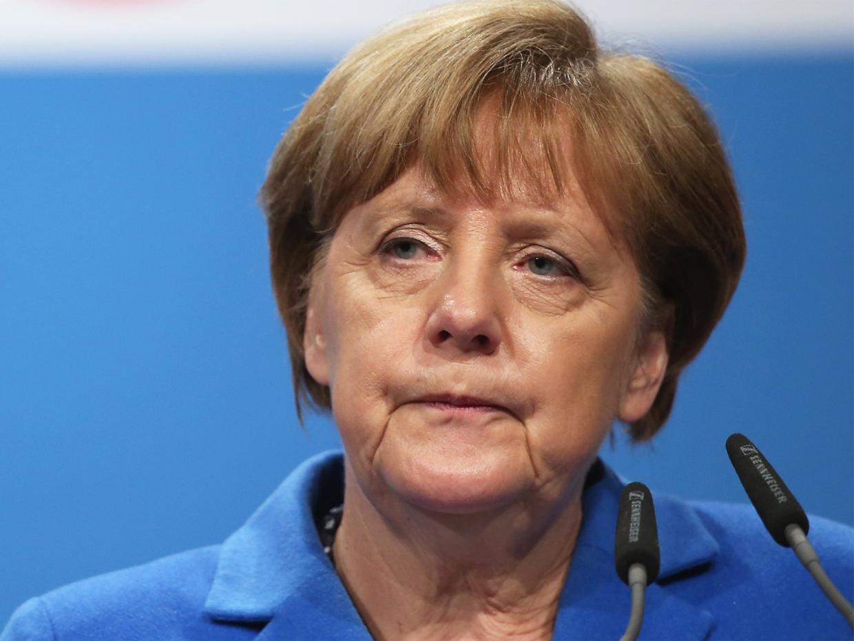 Merkel'den Destek ve Taziye Mesajı