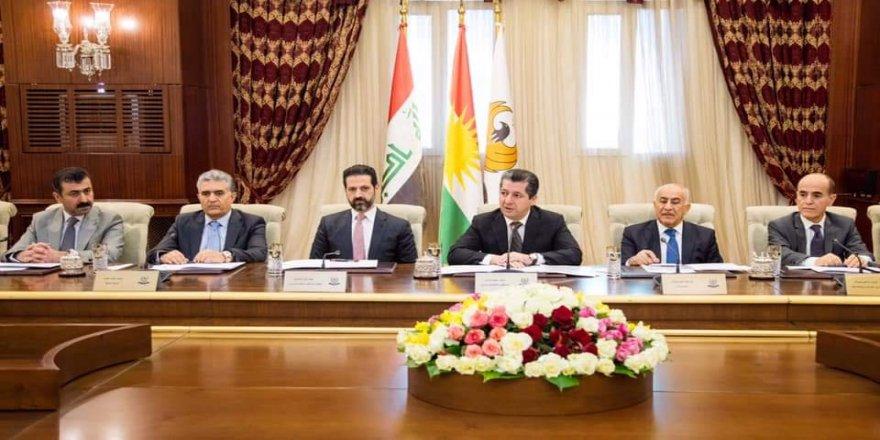 Kürdistan Bakanlar Kurulu'ndan Eğitim-Öğretime Öncelik Kararı